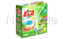 Eca - Dishwasher tablets 30 pieces all in one