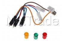 Ariston - Set indicator light-green/red/yel(neon) - C00271960