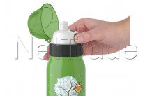 Emsa - Iso2go iso steel - bottle  forest friend 0.5l - 518374