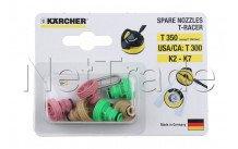 Karcher - Spare nozzles accesories t 300 / t 350 - 26433350