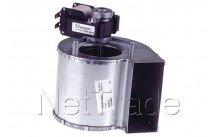 Bosch - Ventilator tang. - rechts - afm. 105mm x 45mm - 00140382