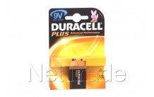 Duracell plus 9v 6lr61- mn1604 --- - MN1604
