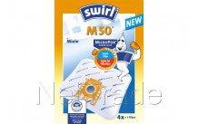 Swirl - Vacuum cleaner bag m50 package 4 pcs  (fjm) - M50