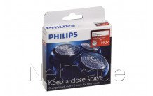 Philips - Shaving heads hq9s - smart touche (blister 3pcs) - HQ950