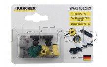 Karcher - Replacement set spray nozzle universal (ex t350) - 26433380