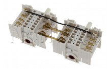 Whirlpool - Energy dual regulator hob - - C00313031