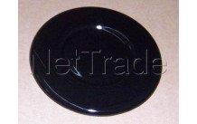 Beko - Burner cap -black - diam. 75.4 mm / /cm64220c - 419920279