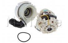 Electrolux - Dishwasher circulation pump heater motor - 4055373759