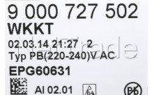 Bosch - Module - control card - programmed - 00658840