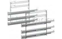 Bosch - Full extension rails 3-fold - 17001179