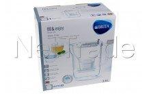 Brita - Fill&enjoy style xl grey  3.5l - 1026679