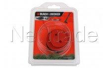 Black&decker - Trimmer spool for lawn trimmer - A6044XJ