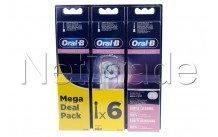 Oral-b - Brush heads    eb60 sensi ultrathin refills 2+2+2 - 80339506