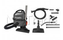 Numatic - Vacuum cleaner compact nvr 160-11 graphite with kit as0 - NVR16011