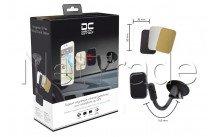 Erard - Universal magnetic holder for smartphone or gps - 726155