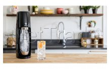 Sodastream spirit one touch black - 1011811310