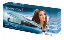 Remington - Wet2straight wide plate straightener - S7350