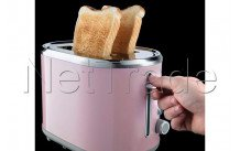 Russell hobbs - Toaster colors bubble pink - 2508156