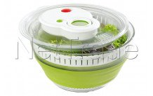 Emsa basic salad spinner, green - 512992