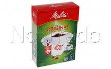 Melitta - Koffie filter melitta original 102 - 6663100