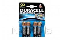Duracell ultra - mx1500 - lr6 - aa - 1.5v - bl.4st - MX1500