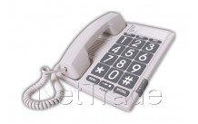 Fysic - Telefoon met grote toetsen - FX3100