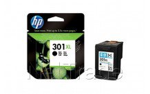 Hewlett packard - Ch563ee hp 301xl black ink cartridge no. hc - CH563EE