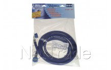 Wpro - Inlet hose straight ends 3.5 mtr - 481953028935