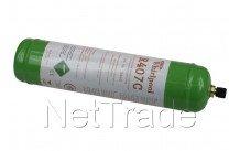 Whirlpool - Gas  r407c - 1kg  -  nieuwe versie - 481281719448