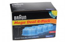 Braun - Shaving cartridge synchro - crr4 - 81387055