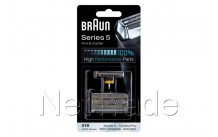 Braun - Combi pack-360 ° complete - 51s - silver - 81387975