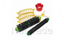 Irobot - Replacement kit filters and brushes-roomba 500 series-origin. - 82404