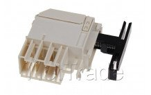 Whirlpool - On/off  switch (dishwasher) - 481227618495
