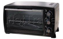 Tecnolux - Mini oven 20 l 1500w black - GT20CSNOIR