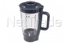 Kenwood - Blender cup cpl- at282 - acrylic/pvc  -  grey - KW716436