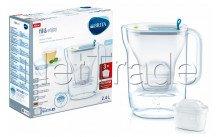 Brita fill&enjoy style cool promopack blue - 1025892
