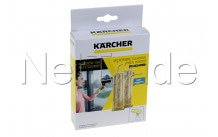 Karcher - Microfibre cloths to fit wv window - 26331300