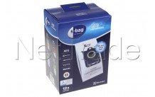 Electrolux - E201sm -vacuum cleaner bags-bag class long performance 12 pcs - 9001684811