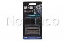 Braun - Scheercassette  - serie 32b - 81633296
