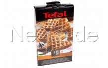 Seb - Waffle plate.snack collection - XA800612