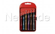 Cogex - Precision screwdriver set 6pcs - 16549
