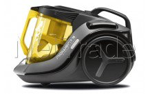Rowenta - Vacuum cleaner without bag x-trem power cyclonic 4a - black & yellow - RO6984EA