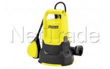 Karcher - Sp 2 flat  water submersible pump  - 6000ltr - 16455010
