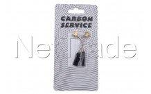 Vorwerk - Carbon brushes set - et20 - vk120 - 12VW02