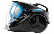 Rowenta - Canister vacuum cleaner without bag compact power cyclonic 750w - RO3731EA