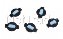 Irobot - Braava 380 pro replacement proclean wicks - 5 pack - 4408924