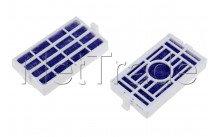Whirlpool - Antibacteriele filter pack van 2  -  alternat. - 481248048172