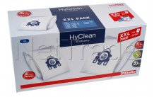 Miele - Vacuum cleaner bags - xxl-pack hyclean 3d gn - 10408410