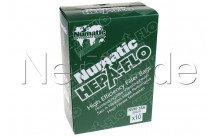Numatic - Vacuum cleaner bagnumatic hepa-flo 6 liter compact (10pcs) nvm1ah - 604011