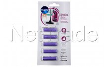 Wpro - 5 cartridges for vacuum cleaner - lavender - 484000008608